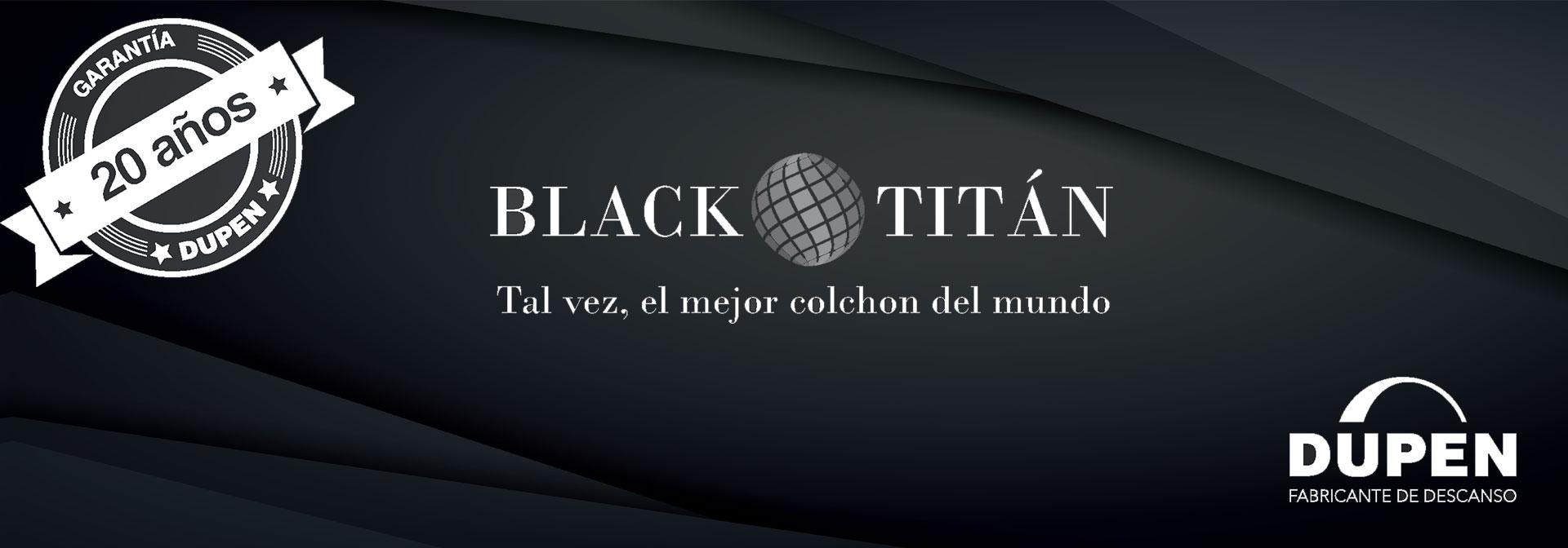 Banner black titan mega