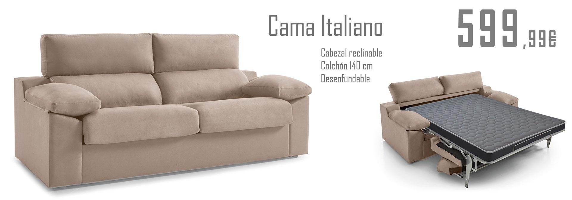 Cama italiano1