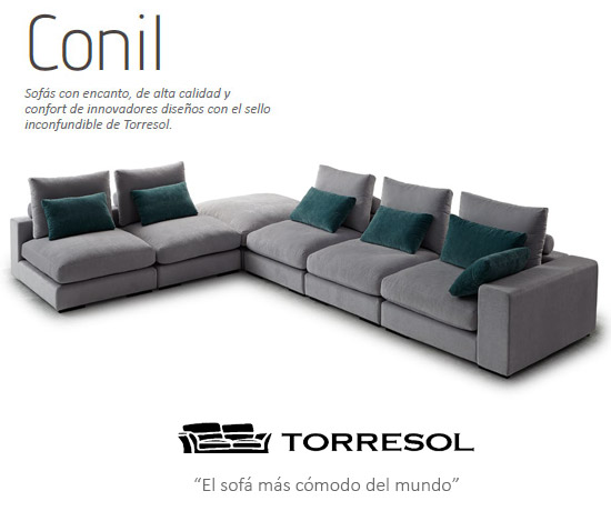 Sofa conil banner lateral