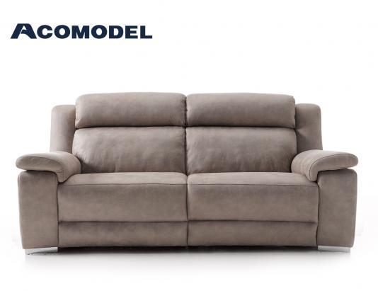 Sofa blus acomodel 3 plazas