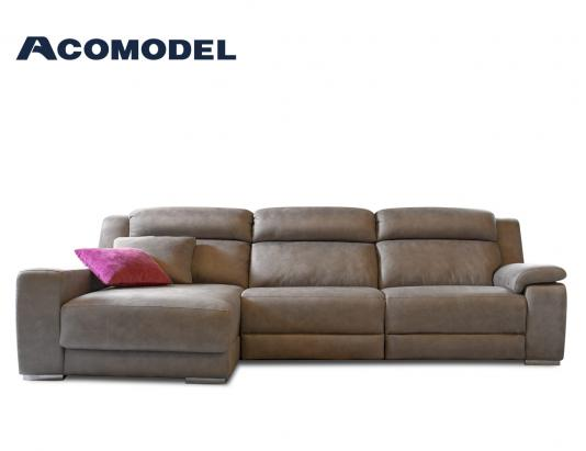 Sofa blus acomodel