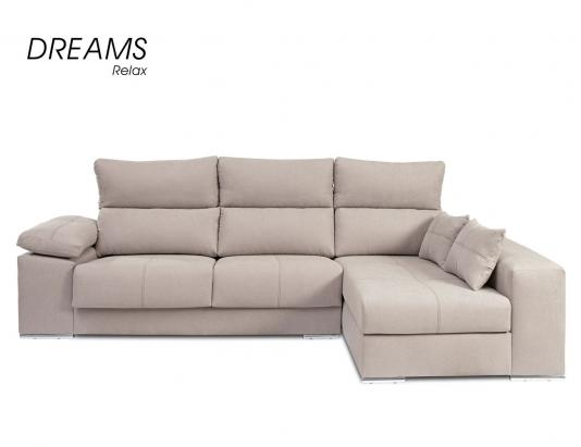 Sofa roma chasielongue derecho